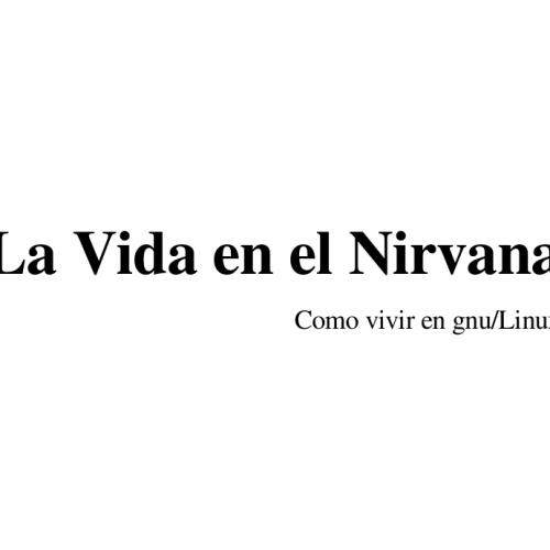 La vida en el nirvana